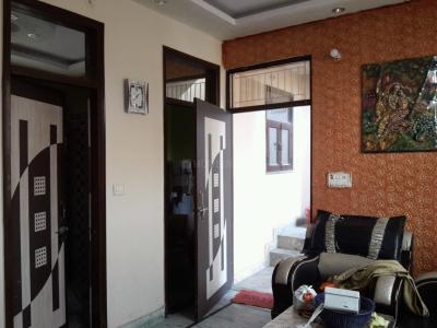 Gallery Cover Image of 550 Sq.ft 2 BHK Independent Floor for buy in Daulatpura for 2200000