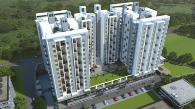 Gallery Cover Image of 690 Sq.ft 1 BHK Apartment for buy in F5 Mount Unique B and C Wing, Baner for 5100000