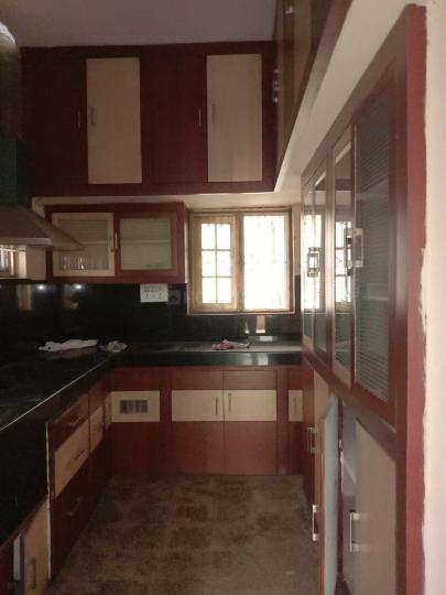 Kitchen Image of 1000 Sq.ft 2 BHK Independent Floor for rent in Nacharam for 14000