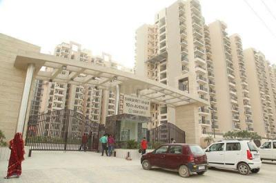 Gallery Cover Image of 555 Sq.ft 1 BHK Apartment for buy in Gaursons 10th Avenue, Noida Extension for 2500000