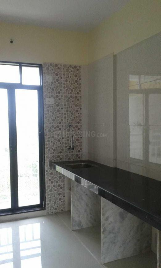 Kitchen Image of 1000 Sq.ft 2 BHK Apartment for rent in Kalyan West for 15500