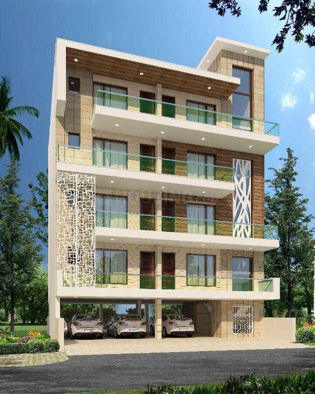 4 Storey House Design: 1950 Sqft 4 BHK Independent Floor For Sale In Bansal Floor