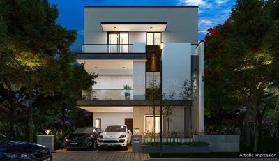 Gallery Cover Image of 3498 Sq.ft 4 BHK Villa for buy in Mokila for 29729502