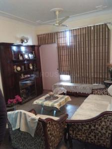 Gallery Cover Image of 1200 Sq.ft 2 BHK Apartment for rent in Bamatech Sai Sharnam Apartment, Sector 53 for 19000