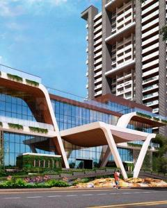 Gallery Cover Image of 1425 Sq.ft 3 BHK Apartment for buy in Regency Antilia, Khemani Industry Area for 8400000