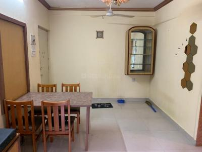 Gallery Cover Image of 590 Sq.ft 1 BHK Apartment for rent in Shraddha Tower, Kandivali East for 23000