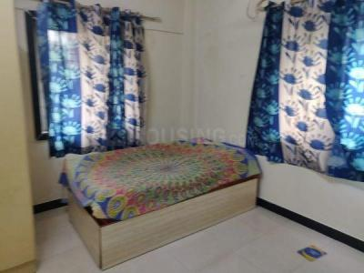 Gallery Cover Image of 510 Sq.ft 1 BHK Apartment for rent in Vijay Nagar, Andheri East for 30000