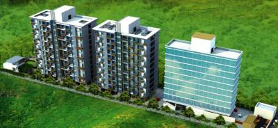 Gallery Cover Image of 650 Sq.ft 1 BHK Apartment for rent in Aastha Bhama Pearl, Hinjewadi for 13500