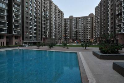 Swimming Pool Image of 1210 Sq.ft 2 BHK Apartment for buy in Savvy Swaraaj Sports Living, Gota for 4900050