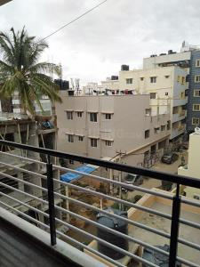 Gallery Cover Image of 1000 Sq.ft 2 BHK Independent Floor for rent in Banaswadi for 18500
