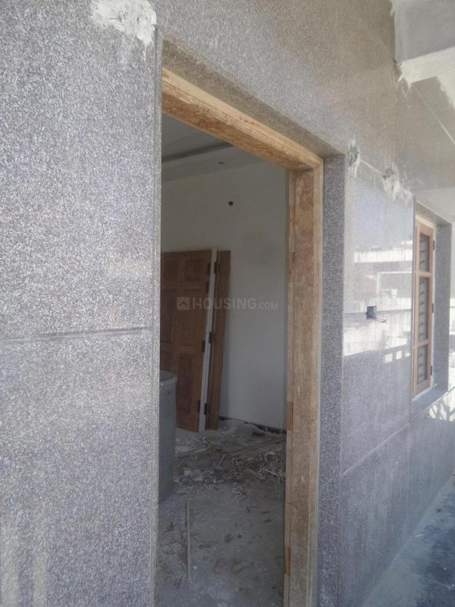 Main Entrance Image of 1000 Sq.ft 2 BHK Independent Floor for buy in Nagarbhavi for 8000000