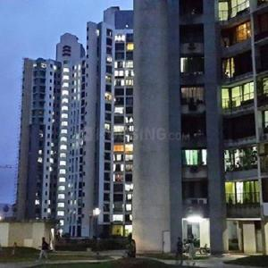 Gallery Cover Image of 1296 Sq.ft 3 BHK Apartment for rent in City Of Joy Complex, Mulund West for 53000