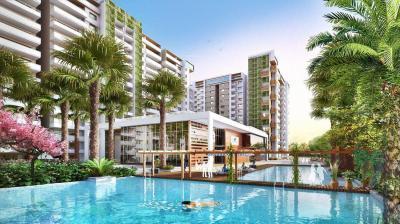 Gallery Cover Image of 1599 Sq.ft 3 BHK Apartment for buy in Vaswani Menlo Park, Munnekollal for 10900000