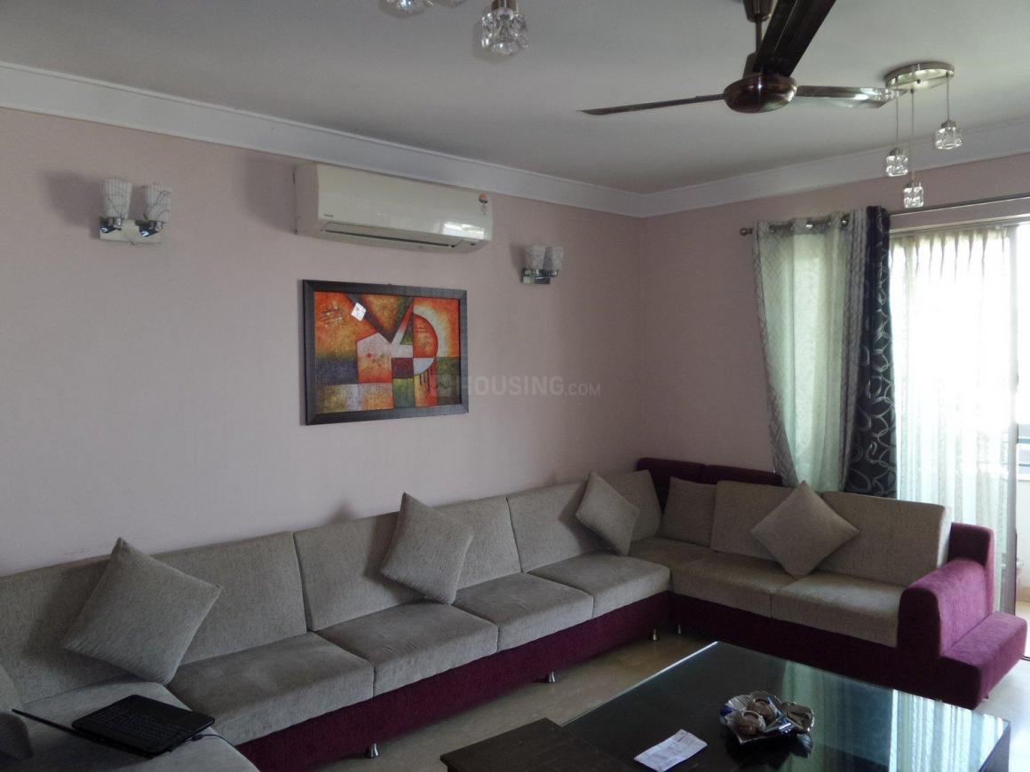 Living Room Image of 2645 Sq.ft 3 BHK Apartment for buy in Sector 53 for 40000000