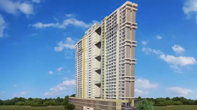 Gallery Cover Image of 533 Sq.ft 1 BHK Apartment for buy in Paranjape Blue Ridge , Hinjewadi for 4000000