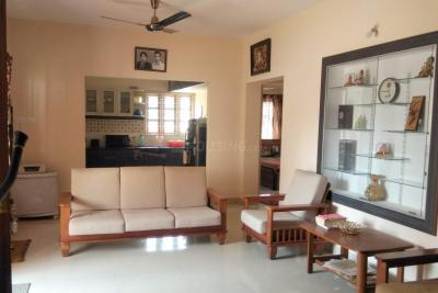 Gallery Cover Image of 1200 Sq.ft 2 BHK Independent House for rent in Vidyaranyapura for 16500