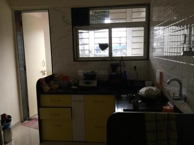Kitchen Image of Individual Flat in Ambegaon Budruk