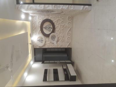 Gallery Cover Image of 900 Sq.ft 3 BHK Independent House for rent in Dwarka Mor for 15000