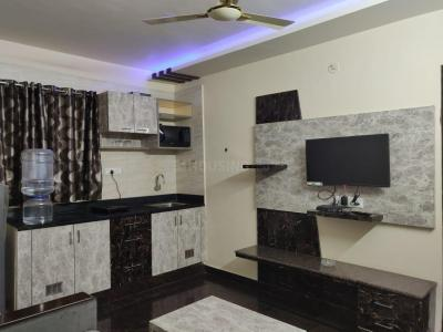 Gallery Cover Image of 600 Sq.ft 1 BHK Apartment for rent in HSR Layout for 28000