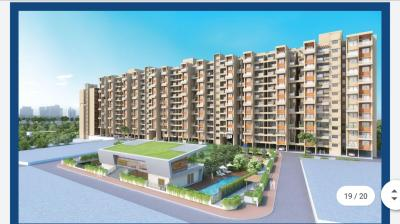 Gallery Cover Image of 980 Sq.ft 2 BHK Apartment for buy in Sukhwani Skylines, Wakad for 6200000