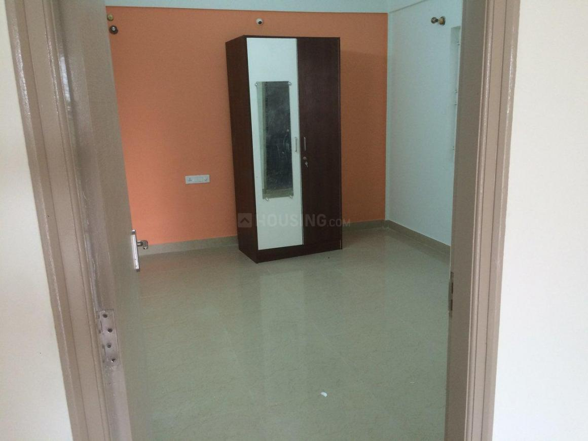 Bedroom One Image of 300 Sq.ft 1 RK Independent Floor for rent in Kaggadasapura for 7000