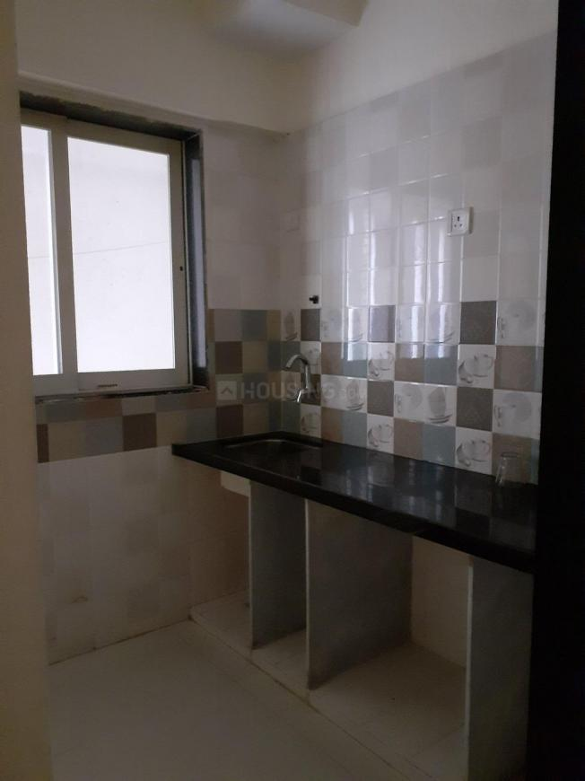 Kitchen Image of 460 Sq.ft 1 RK Apartment for buy in Kalwa for 5500000