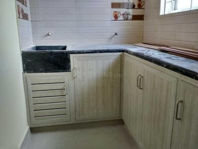 Gallery Cover Image of 600 Sq.ft 1 BHK Independent House for rent in Kasturi Nagar for 12000