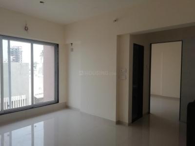 Living Room Image of 400 Sq.ft 1 BHK Apartment for buy in Rishabraj Sankeshwar Darshan, Borivali East for 7500000