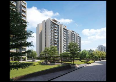 Gallery Cover Image of 2620 Sq.ft 3 BHK Apartment for buy in Swati Parkside, Shela for 9694000