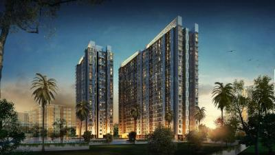 Gallery Cover Image of 800 Sq.ft 1 BHK Apartment for buy in Raj Rudraksha Building No 11, Dahisar East for 8100000