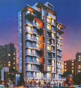 Gallery Cover Image of 695 Sq.ft 1 BHK Apartment for buy in Hiya Regency, Bhayandar East for 5560000