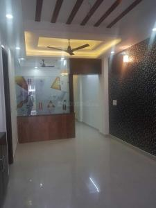 Gallery Cover Image of 1250 Sq.ft 3 BHK Independent Floor for rent in Niti Khand for 14000
