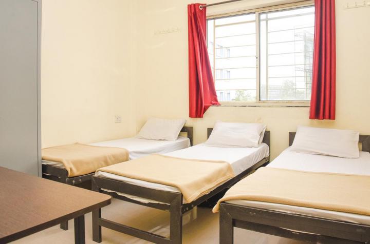 Bedroom Image of Aarusha Homes in Kharadi