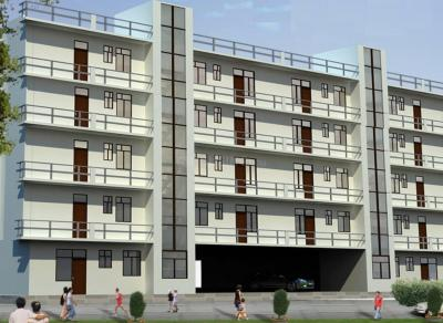 Gallery Cover Image of 810 Sq.ft 2 BHK Apartment for buy in Bamheta Village for 2500000