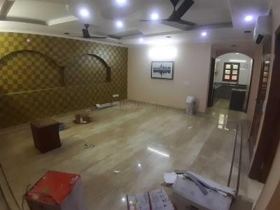 Gallery Cover Image of 1800 Sq.ft 3 BHK Independent Floor for rent in Nizamuddin West for 75000