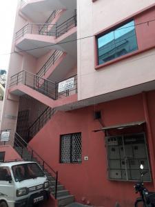 मठिकेरे में हेमा पीजी में बिल्डिंग की तस्वीर