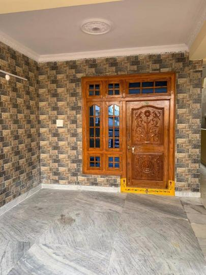 Main Entrance Image of 1250 Sq.ft 2 BHK Independent Floor for rent in Chandanagar for 12000