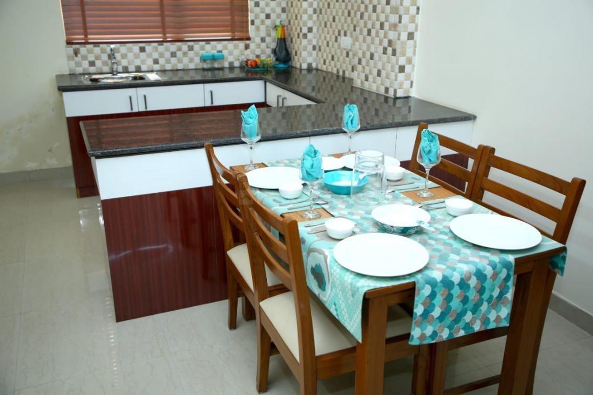Kitchen Image of 1150 Sq.ft 2 BHK Apartment for buy in Sunrakh Bangar for 3825000