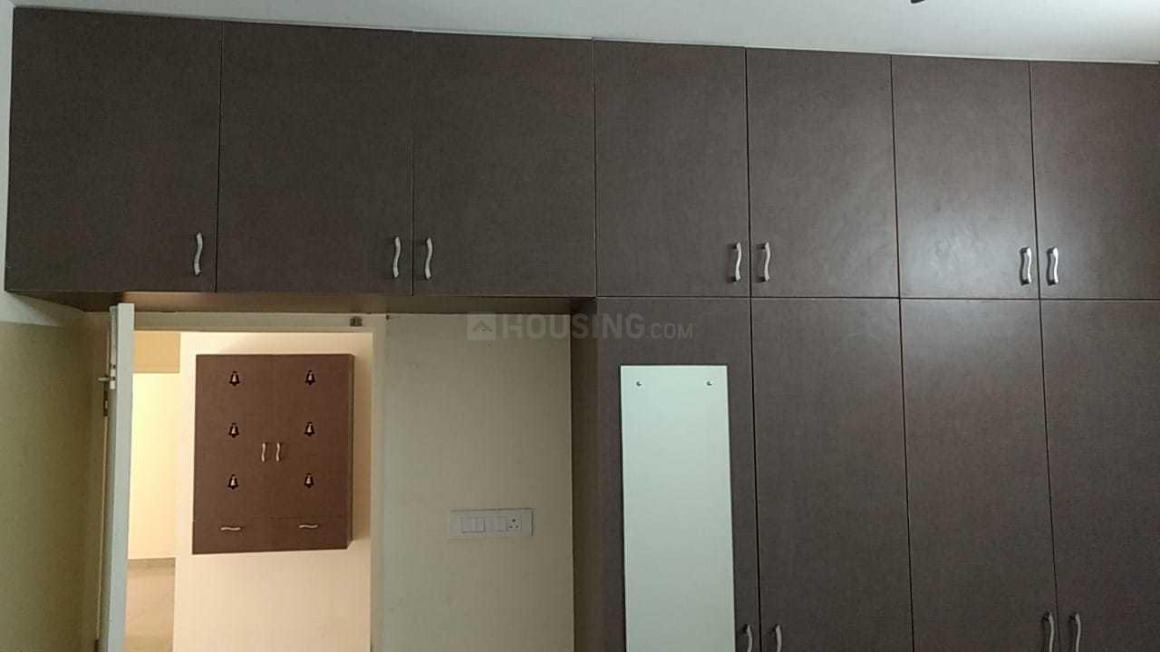 Bedroom Image of 1077 Sq.ft 2 BHK Apartment for rent in Keelma Nagar for 15000