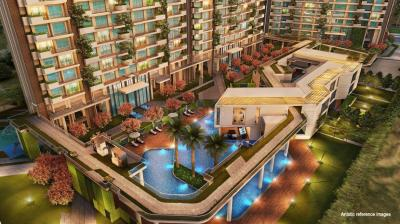 Gallery Cover Image of 2827 Sq.ft 4 BHK Apartment for buy in ABA County 107, Sector 107 for 26607600