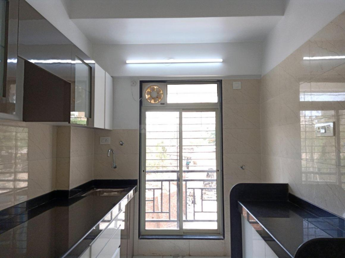 Kitchen Image of 1900 Sq.ft 3 BHK Apartment for rent in Undri for 24000