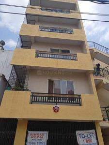 Gallery Cover Image of 500 Sq.ft 1 RK Apartment for rent in RJ Residency, HSR Layout for 11000