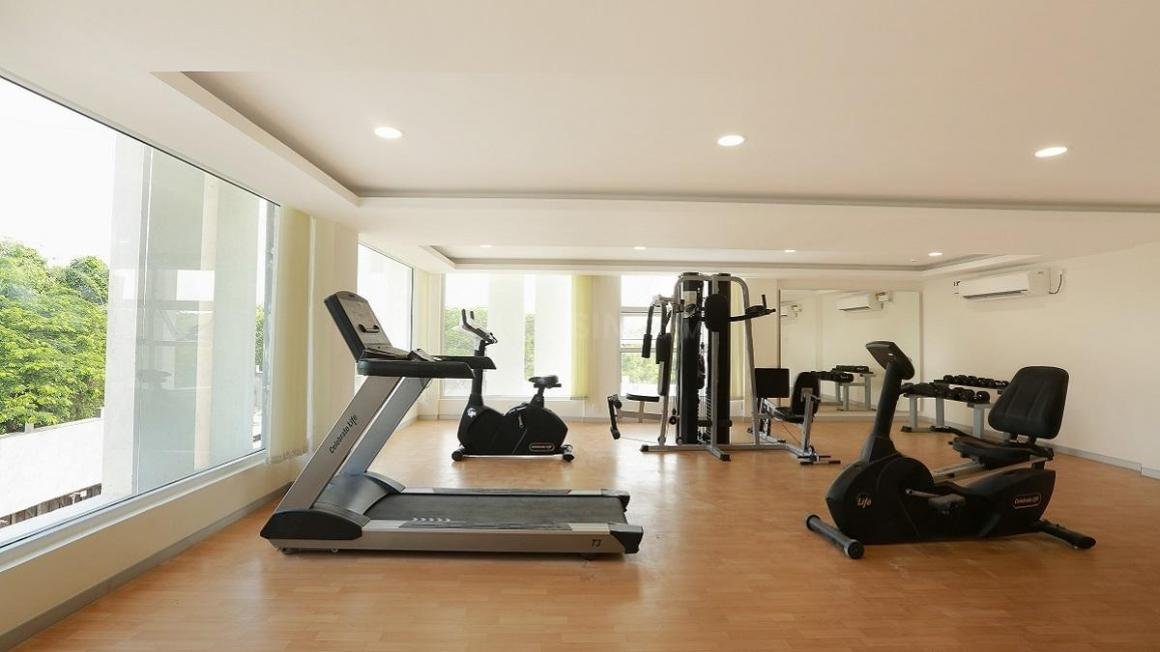 Gym Image of 556 Sq.ft 1 BHK Apartment for buy in Selvapuram South for 2213000