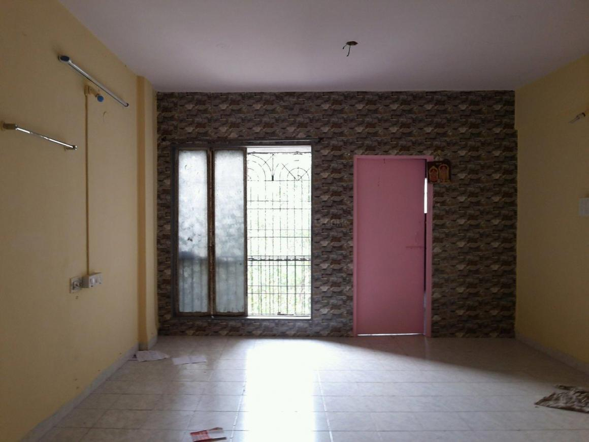 Living Room Image of 650 Sq.ft 1 BHK Apartment for buy in Airoli for 6750000