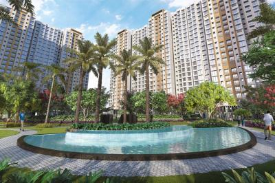Gallery Cover Image of 570 Sq.ft 1 BHK Apartment for buy in Sunteck Maxxworld 3, Vasai East for 3200000