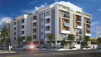 Gallery Cover Image of 1136 Sq.ft 2 BHK Apartment for buy in Arunodaya Blue Bells, Sahakara Nagar for 7750000