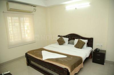 Bedroom Image of Hotel Siri Inn in Madhapur