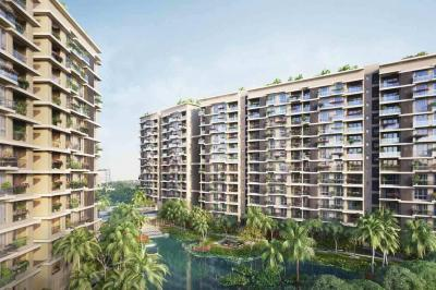 Gallery Cover Image of 1303 Sq.ft 3 BHK Apartment for buy in Tangra for 10800000