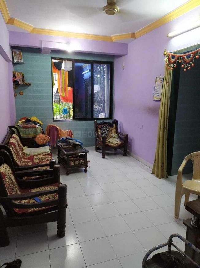 Living Room Image of 590 Sq.ft 1 BHK Independent Floor for buy in Greater Khanda for 4200000
