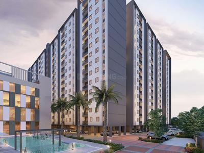 Gallery Cover Image of 834 Sq.ft 2 BHK Apartment for buy in Casagrand Zenith, Medavakkam for 4568653